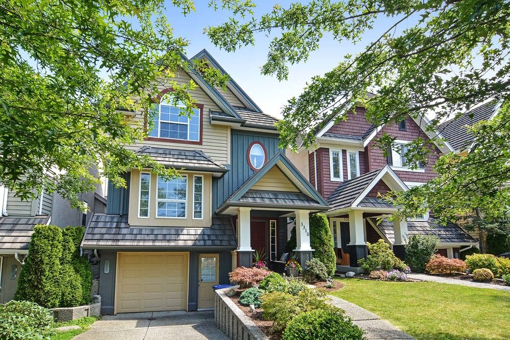 Main Photo: 3310 ROSEMARY HEIGHTS CRESCENT in South Surrey White Rock: Home for sale : MLS®# R2092322