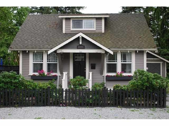 Main Photo: 20976 DEWDNEY TRUNK Road in Maple Ridge: Southwest Maple Ridge House for sale : MLS®# R2138903