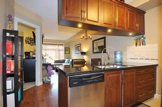 """Photo 9: 252 8328 207A Street in Langley: Willoughby Heights Condo for sale in """"YORKSON CREEK"""" : MLS®# R2159516"""