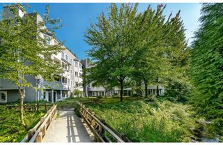 """Photo 1: 111 9880 MANCHESTER Drive in Burnaby: Cariboo Condo for sale in """"Brookside Court"""" (Burnaby North)  : MLS®# R2389725"""