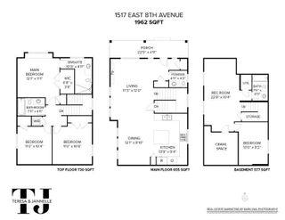 "Photo 40: 1517 E 8TH Avenue in Vancouver: Grandview Woodland 1/2 Duplex for sale in ""Grandview Woodland"" (Vancouver East)  : MLS®# R2625142"