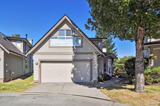 "Photo 1: 47 20881 87 Avenue in Langley: Walnut Grove Townhouse for sale in ""Kew Gardens"" : MLS®# R2491826"