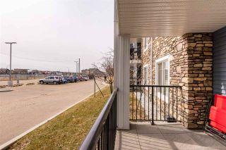 Photo 35: 106 4008 SAVARYN Drive in Edmonton: Zone 53 Condo for sale : MLS®# E4236338
