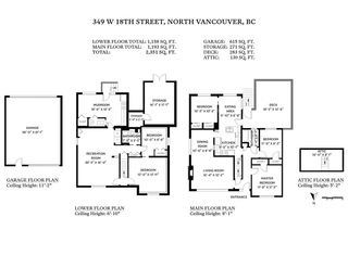 Photo 31: 349 W 18TH Street in North Vancouver: Central Lonsdale House for sale : MLS®# R2581142