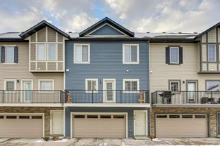 Photo 1: 416 LEGACY Point SE in Calgary: Legacy Row/Townhouse for sale : MLS®# A1062211