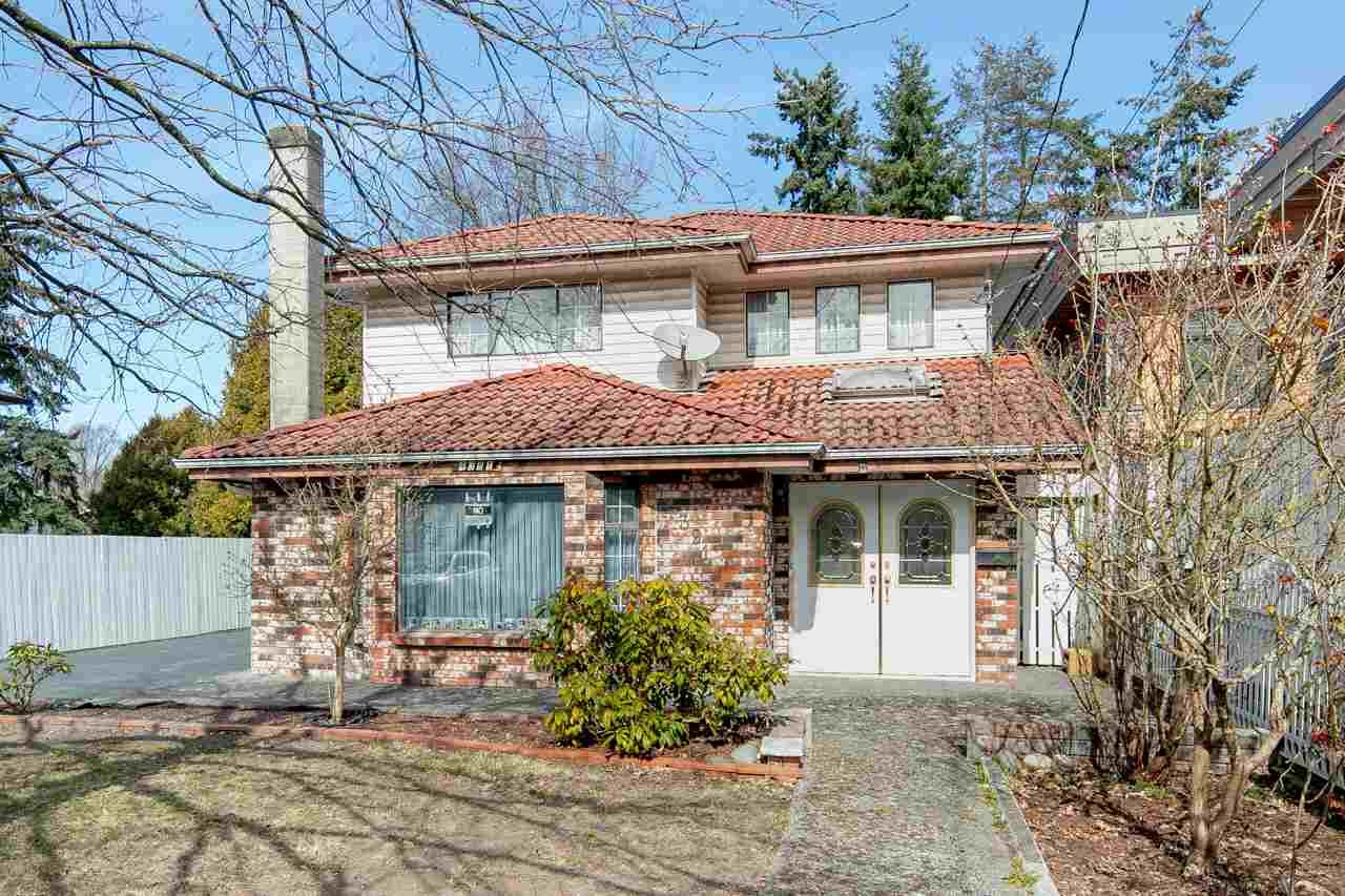 Main Photo: 4391 WESTMINSTER Highway in Richmond: Riverdale RI House for sale : MLS®# R2572687