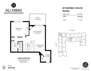 """Photo 17: 118 8183 121A Street in Surrey: Queen Mary Park Surrey Condo for sale in """"CELESTE"""" : MLS®# R2376190"""