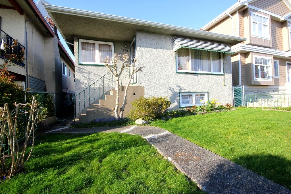 Main Photo: 775 E 62nd ave in vancouver: South Vancouver House for sale (Vancouver East)