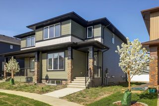 Photo 1: 27 RAVENSTERN Point SE: Airdrie Semi Detached for sale : MLS®# C4286899