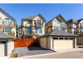 Photo 20: 3470 GALLOWAY AVE - LISTED BY SUTTON CENTRE REALTY in Coquitlam: Burke Mountain House for sale : MLS®# V1137200