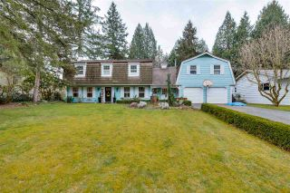 "Photo 1: 19774 47 Avenue in Langley: Langley City House for sale in ""MASON HEIGHTS"" : MLS®# R2562773"