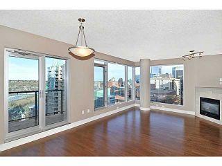Photo 2: 1904 910 5 Avenue SW in CALGARY: Downtown Condo for sale (Calgary)  : MLS®# C3556739