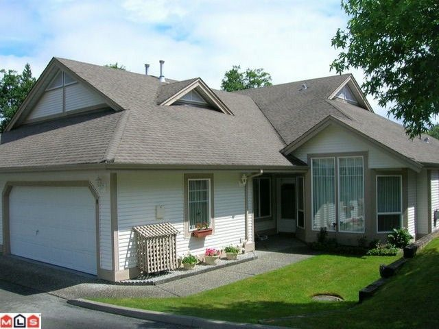 Main Photo: # 8 9025 216TH ST in Langley: Walnut Grove Townhouse for sale : MLS®# F1215046