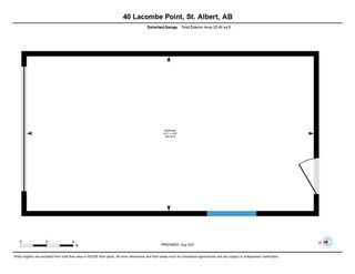 Photo 42: 40 LACOMBE Point: St. Albert Townhouse for sale : MLS®# E4257210