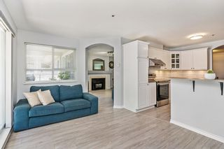 """Photo 8: 303 20145 55A Avenue in Langley: Langley City Condo for sale in """"BLACKBERRY LANE"""" : MLS®# R2609677"""