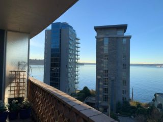 """Photo 5: 605 2135 ARGYLE Avenue in West Vancouver: Dundarave Condo for sale in """"The Crescent"""" : MLS®# R2604356"""