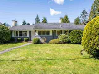 Main Photo: 3975 HILLCREST Avenue in North Vancouver: Edgemont House for sale : MLS®# R2565943