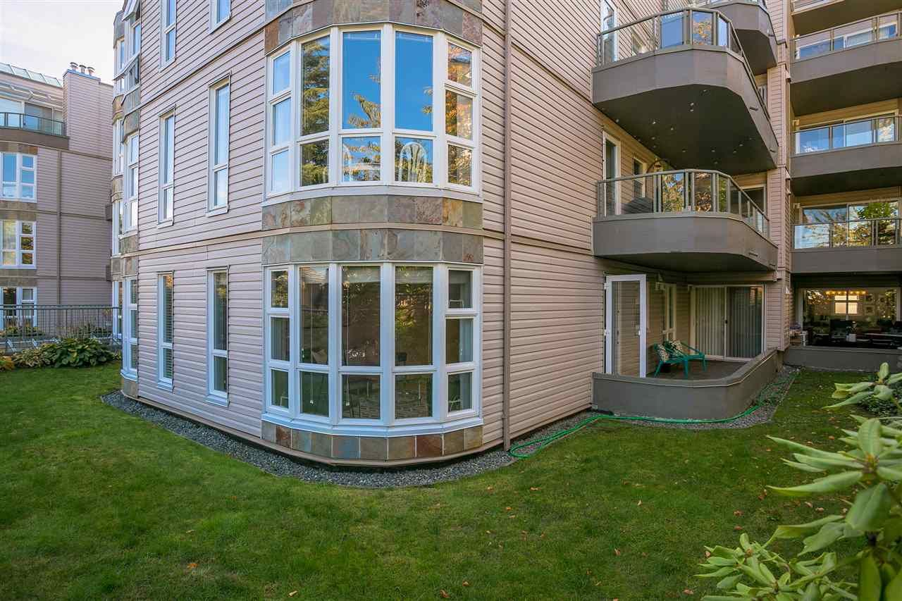 """Photo 15: Photos: 106 2428 W 1ST Avenue in Vancouver: Kitsilano Condo for sale in """"Noble House"""" (Vancouver West)  : MLS®# R2212887"""