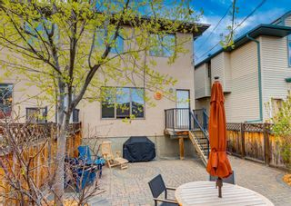 Photo 33: 507 52 Avenue SW in Calgary: Windsor Park Semi Detached for sale : MLS®# A1100298
