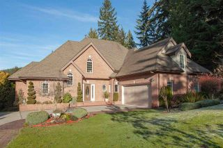 Photo 1: 91 STRONG Road: Anmore House for sale (Port Moody)  : MLS®# R2354420