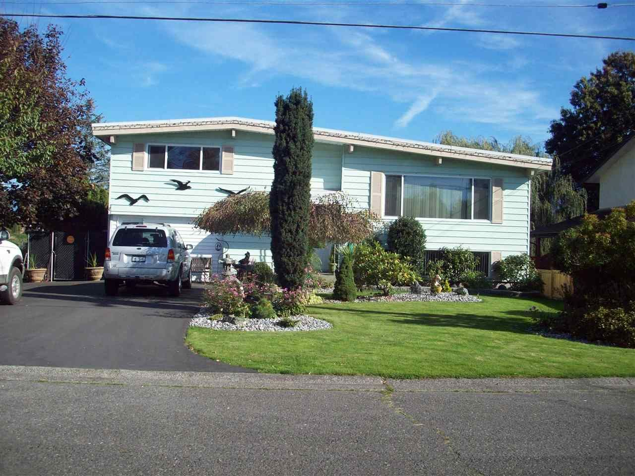 Main Photo: 9254 JAMES STREET in Chilliwack: Chilliwack E Young-Yale House for sale : MLS®# R2117891