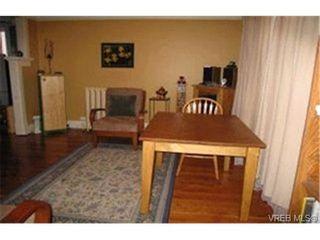 Photo 3:  in VICTORIA: Vi Hillside House for sale (Victoria)  : MLS®# 356632