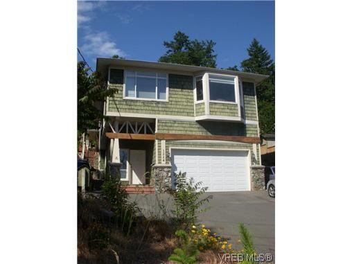 Main Photo: A 1224 Goldstream Ave in VICTORIA: La Langford Lake Half Duplex for sale (Langford)  : MLS®# 603976