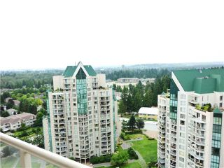 Photo 3: 2103 1199 EASTWOOD Street in Coquitlam: North Coquitlam Condo for sale : MLS®# V921593