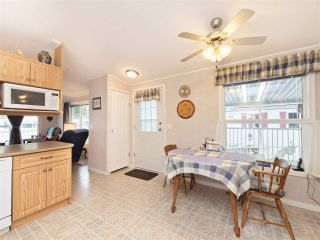 """Photo 6: 81 2270 196 Street in Langley: Brookswood Langley Manufactured Home for sale in """"Pineridge Park"""" : MLS®# R2224829"""
