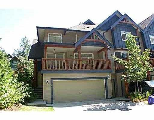"Main Photo: 25 50 PANORAMA Place in Port Moody: Heritage Woods PM Townhouse for sale in ""ADVENTURE RIDGE"" : MLS®# V805644"
