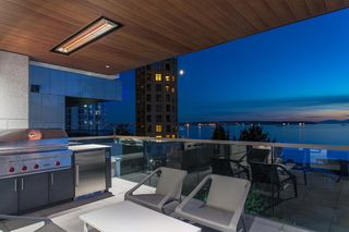 """Photo 15: 402 2289 BELLEVUE Avenue in West Vancouver: Dundarave Condo for sale in """"Bellevue by Cressey"""" : MLS®# R2620087"""