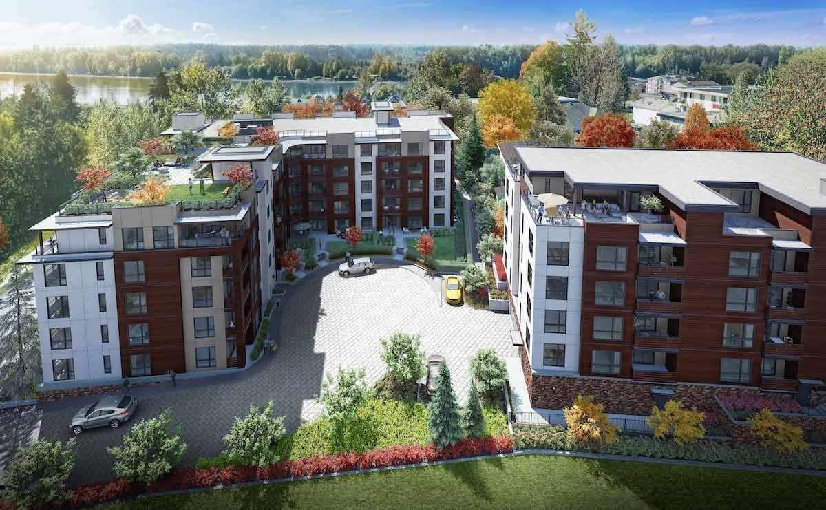 "Main Photo: 301 11703 FRASER Street in Maple Ridge: West Central Condo for sale in ""Sierra Ridge"" : MLS®# R2579248"