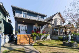 """Photo 1: 2755 ETON Street in Vancouver: Hastings Sunrise House for sale in """"HASTINGS SUNRISE"""" (Vancouver East)  : MLS®# R2568656"""