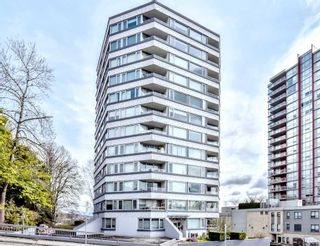 """Photo 1: 601 31 ELLIOT Street in New Westminster: Downtown NW Condo for sale in """"ROYAL ALBERT TOWERS"""" : MLS®# R2529707"""