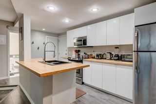 Main Photo: 105 1027 Cameron Avenue SW in Calgary: Lower Mount Royal Apartment for sale : MLS®# A1125173
