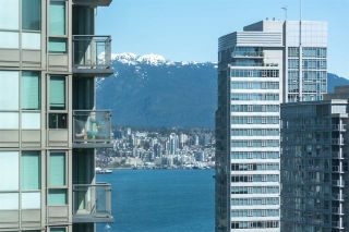 """Photo 8: 2701 1331 W GEORGIA Street in Vancouver: Coal Harbour Condo for sale in """"The Pointe"""" (Vancouver West)  : MLS®# R2571551"""
