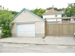 Photo 18: 605 Alverstone Street in WINNIPEG: West End / Wolseley Residential for sale (West Winnipeg)  : MLS®# 1215969