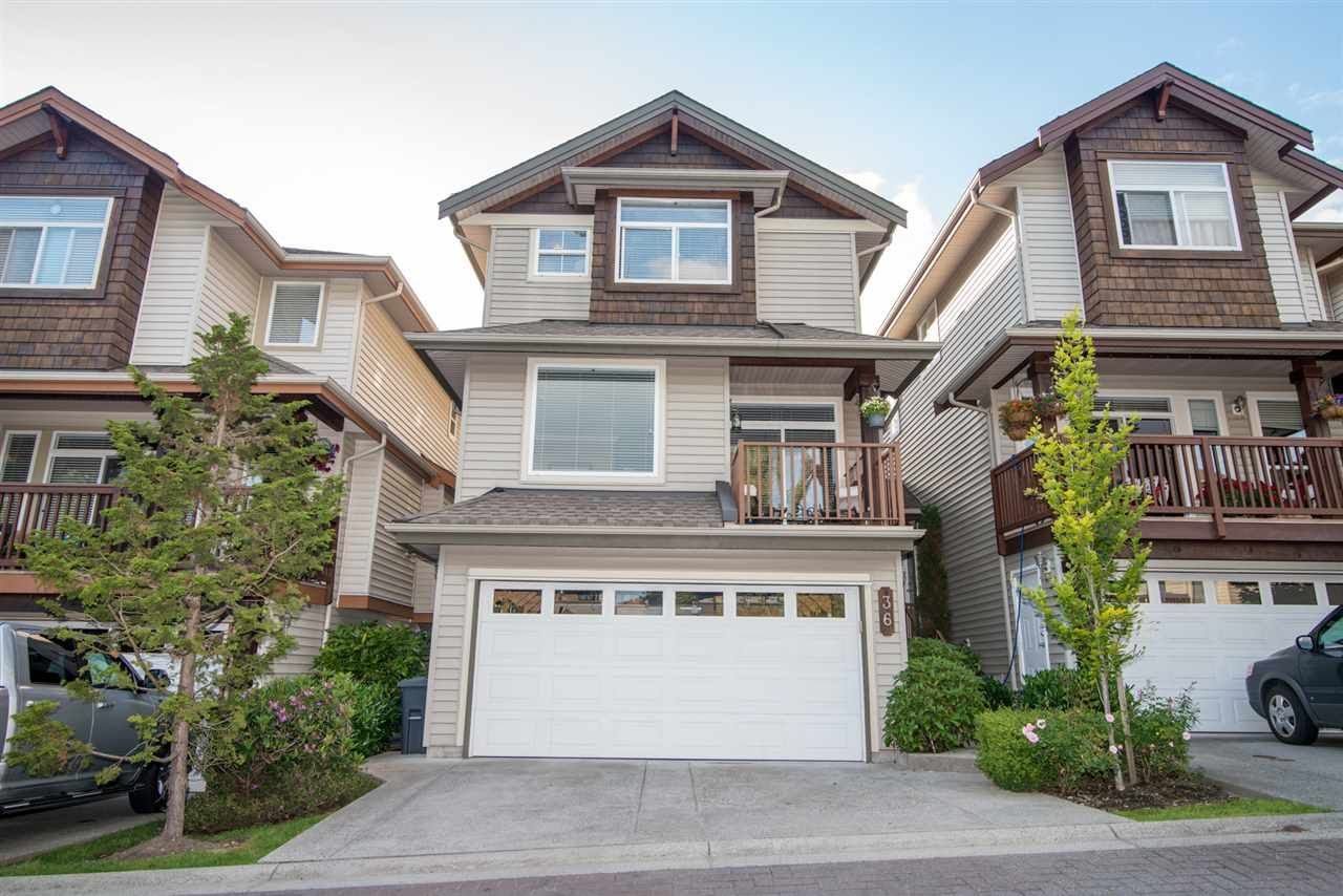 Main Photo: 36 2387 ARGUE Street in Port Coquitlam: Citadel PQ House for sale : MLS®# R2176852