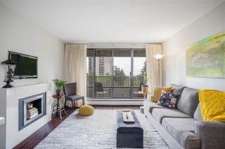"""Photo 6: 606 4194 MAYWOOD Street in Burnaby: Metrotown Condo for sale in """"Park Avenue Towers"""" (Burnaby South)  : MLS®# R2493615"""