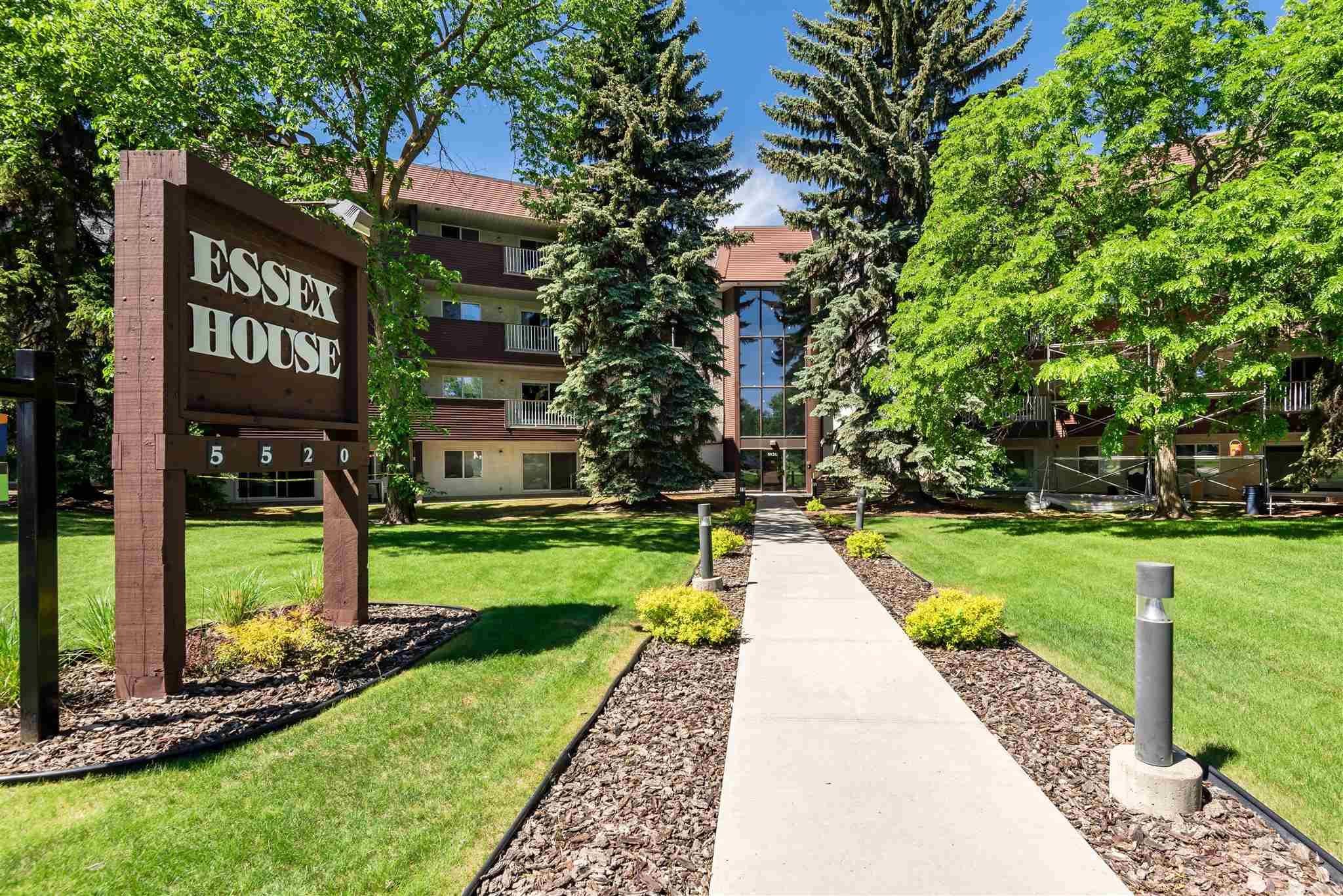 Main Photo: 312 5520 RIVERBEND Road in Edmonton: Zone 14 Condo for sale : MLS®# E4249489