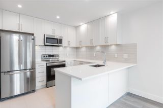 """Photo 19: 104 217 CLARKSON Street in New Westminster: Downtown NW Townhouse for sale in """"Irving Living"""" : MLS®# R2591819"""