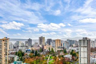 """Photo 2: 2405 1028 BARCLAY Street in Vancouver: West End VW Condo for sale in """"PATINA"""" (Vancouver West)  : MLS®# R2586531"""