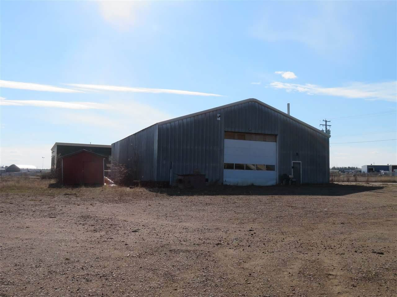 Main Photo: 4619 46 Street in Fort Nelson: Fort Nelson -Town Industrial for sale (Fort Nelson (Zone 64))  : MLS®# C8036195