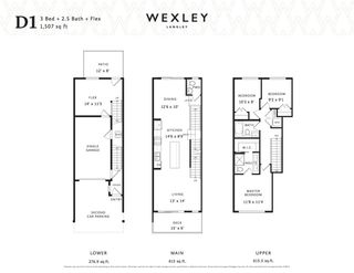 """Photo 13: 40 20857 77A Avenue in Langley: Willoughby Heights Townhouse for sale in """"THE WEXLEY"""" : MLS®# R2187998"""