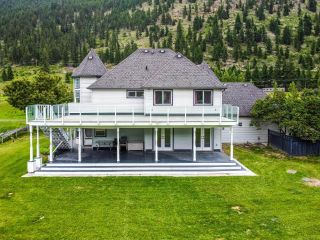 Photo 80: 9373 YELLOWHEAD HIGHWAY in Kamloops: McLure/Vinsula House for sale : MLS®# 162707