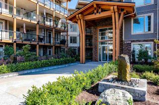 "Photo 3: 208 45746 KEITH WILSON Road in Chilliwack: Sardis East Vedder Rd Condo for sale in ""Englewood Courtyard Platinum 2"" (Sardis)  : MLS®# R2542236"