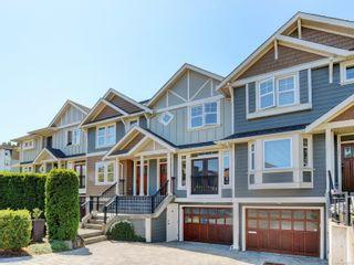 Photo 1: 1526 Yale St in : OB North Oak Bay Row/Townhouse for sale (Oak Bay)  : MLS®# 882575