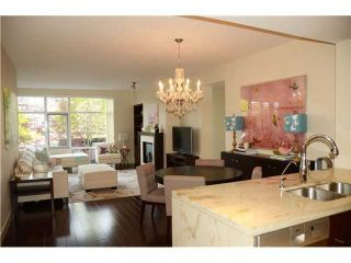 """Photo 3: 213 6015 IONA Drive in Vancouver: University VW Condo for sale in """"CHANCELLOR HOUSE"""" (Vancouver West)  : MLS®# V1052273"""