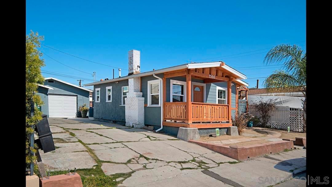 Main Photo: NORTH PARK Property for sale: 3560 Polk Ave in San Diego