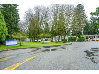 "Photo 23: 183 7790 KING GEORGE Boulevard in Surrey: East Newton Manufactured Home for sale in ""Crispen Bays"" : MLS®# R2555567"
